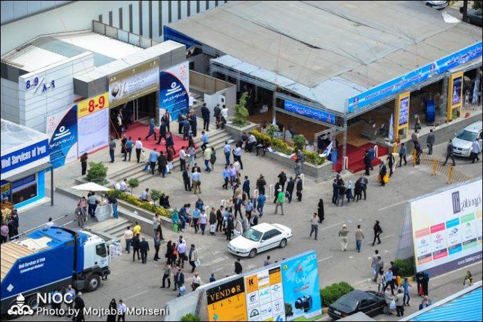 آلاف الشركات المحلية والاجنبية تشارك بمعرض طهران الدولي لصناعة النفط