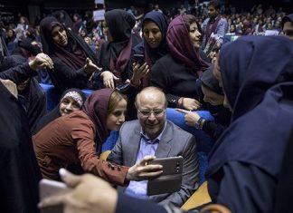 المرشح قاليباف .. دور المرأة في المجتمع الايراني لا مثیل له
