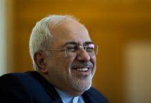 ظريف يدعو لتحول الخليج الفارسي الى بحر للصداقة
