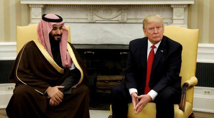 تلاش عربستان برای تحریک ترامپ علیه ایران