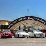 دخول السيارات العراقية منطقة 'اروند' الایرانیة من دون تأشيرة
