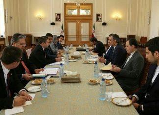 طهران وانقرة تؤكدان على تعزيز مسار استانا لايجاد حل للازمة السورية