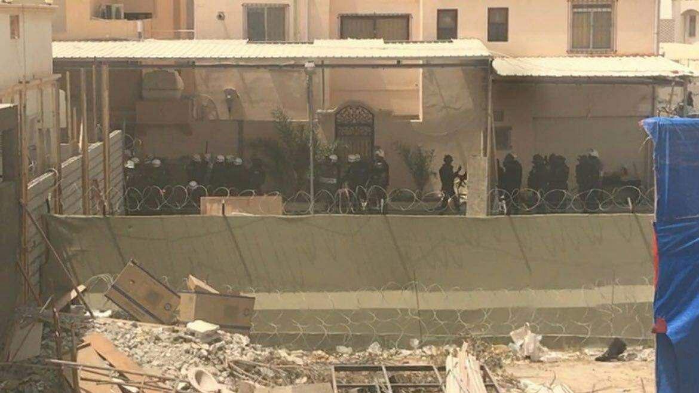 حمله نظامی بحرین