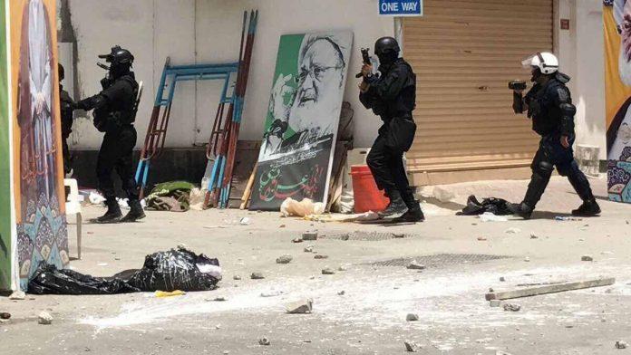 1 کشته در حمله نظامیان آلخلیفه به مردم بحرین