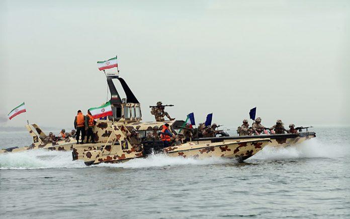 المعجزة .. زوارق ايرانية فائقة السرعة