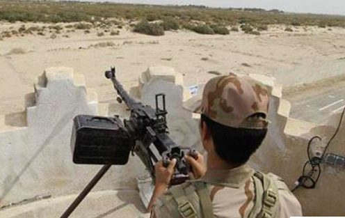 استشهاد جنديين من حرس الحدود الايراني بهجوم عناصر