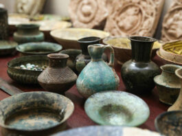 Ancient Artefacts, Antiquities Discovered in Northern Iran