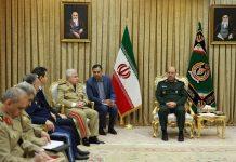 وزير الدفاع الإيراني يحذردول الجوار من مغبة أي إعتداء على سوريا