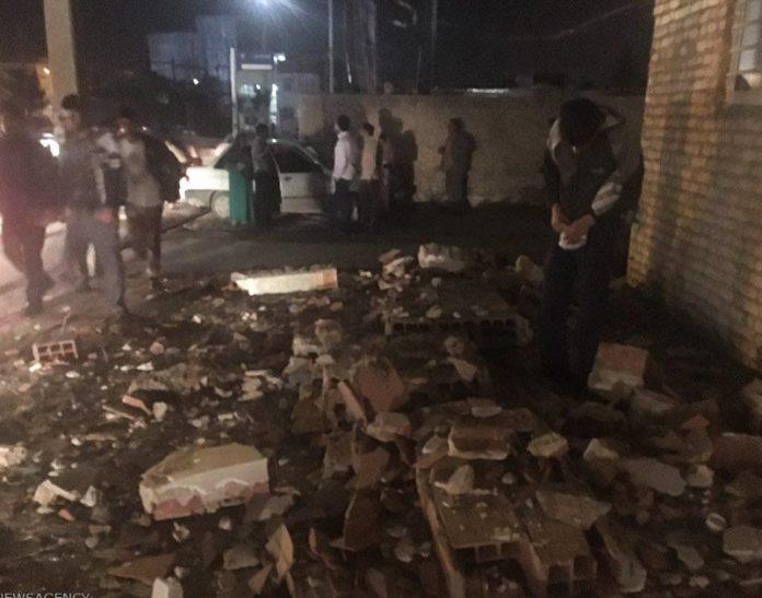 ايران ..عشرات القتلى والجرحى بزلزال يضرب خراسان الشمالية