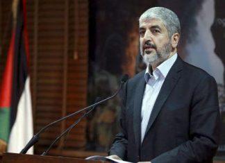 حماس تشکیل کشور فلسطینی در مرزهای 1967 را پذیرفت