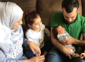 خانواده سوری نام نخست وزیر کانادا را بر روی پسر خود گذاشتند
