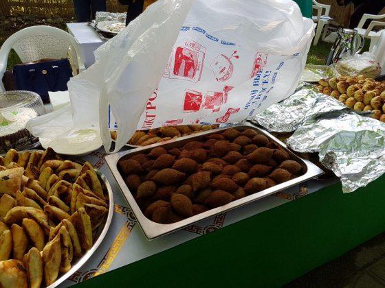 عرضه غذاهای ایرانی در جشنواره بینالمللی تاجیکستان