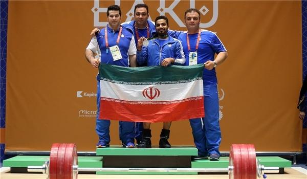 اليوم الثالث ..ايران تحصد 24 ميدالية بدورة التضامن الاسلامي