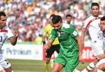 ايران تدعو العراق لأقامة مباراة ودية في كربلاء