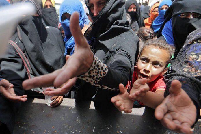 80 هزار کودک عراقی از کمبود شدید غذا و دارو رنج میبرند