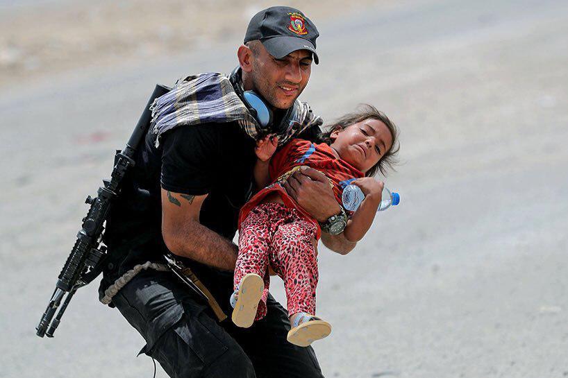 80 هزار کودک عراقی از کمبود شدید غذا و دارو رنج میبرند-2