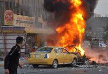 انفجار خونین بغداد