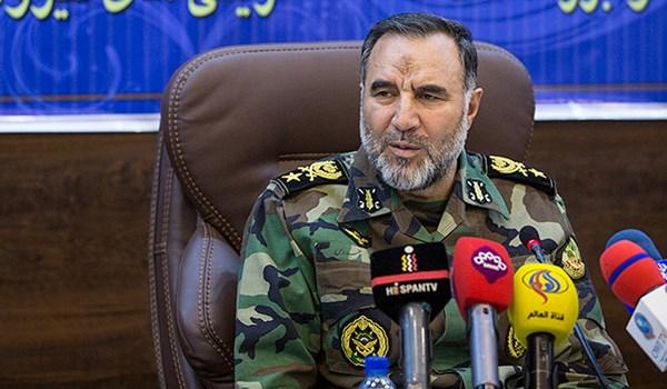 عسكري ايراني .. ينبغي ان نصوت لصالح من لا يتنازل للاعداء