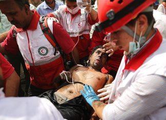 ايران .. انفجار منجم للفحم يخلف عشرات القتلى والجراحى