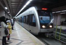 تدشين خطين جديدين لشبكة قطارات الانفاق في طهران