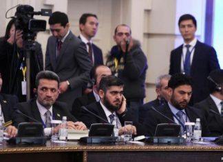 پشیمانی معارضین مسلح سوری از ترک مذاکرات آستانه
