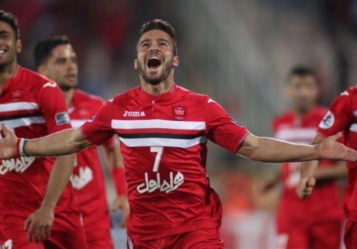 دوري أبطال آسيا .. فوز برسبوليس على الوحدة الاماراتي