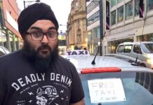 Muslim Taxi Drivers Help Victims after Manchester Bombing