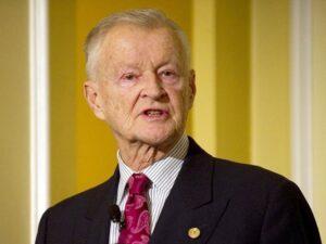 Former US Diplomat Brzezinski Dies at 89