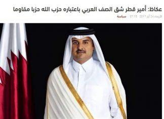امير قطر