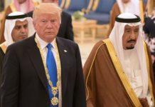ترامپ امید عربستان برای اقدام علیه ایران را ناامید کرد