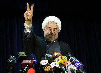 حسن روحانی برای دومین بار رئیسجمهور ایران شد