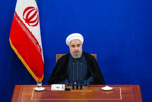 روحانی ..امریكا طالما فشلت فی كل خطوة اتخذتها ضد ایران