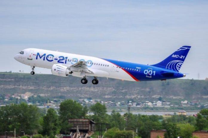 انقلاب روسیه در صنعت هواپیمای مسافربری