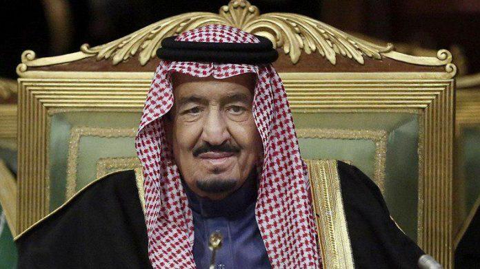 لفاظی ضد ایرانی شاه سعودی در سایه حضور ترامپ