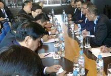 مستشارا الامن القومي الايراني والصيني يلتقيان في روسيا