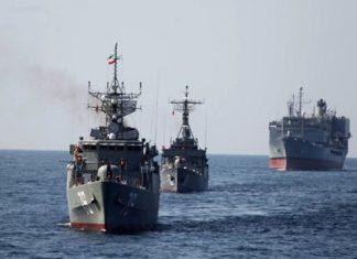 قريبا .. سفن حربية ايرانية ترسو في سواحل عمان