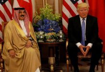 نگرانی نهادهای حقوق بشری از حمایت آمریکا از سرکوب معترضان بحرینی
