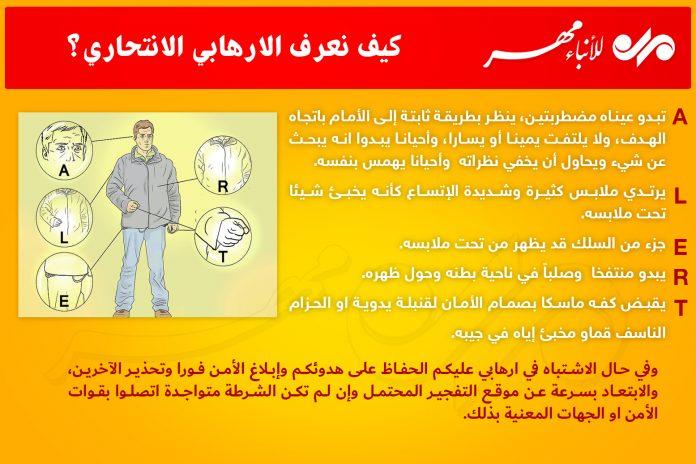ايران .. اهتمام اعلامي بتعريف المواطنين مواصفات الانتحاريين
