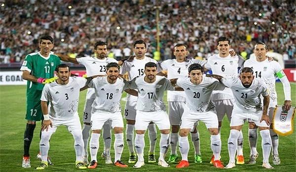 ایران قاب قوسين من حجز بطاقة التأهل لمونديال روسيا