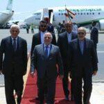Iraqi PM Arrives in Tehran for High-Level Talks
