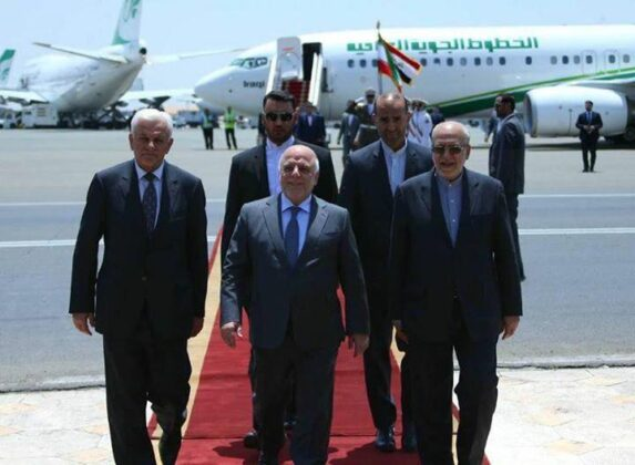 Iraqi PM Arrives in Tehran for High-Level Talks