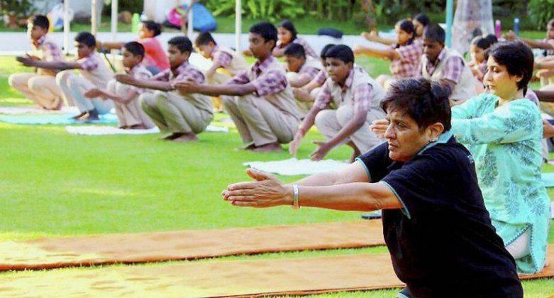 برگزاری مراسم روز جهانی یوگا در بیش از ۱۰۰ کشور جهان1