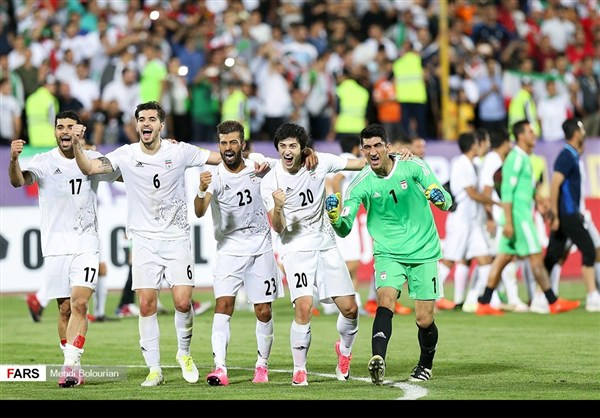 منتخب ايران يكرم ضيفه بهدفين نظيفين ويتأهل لمونديال 2018 1