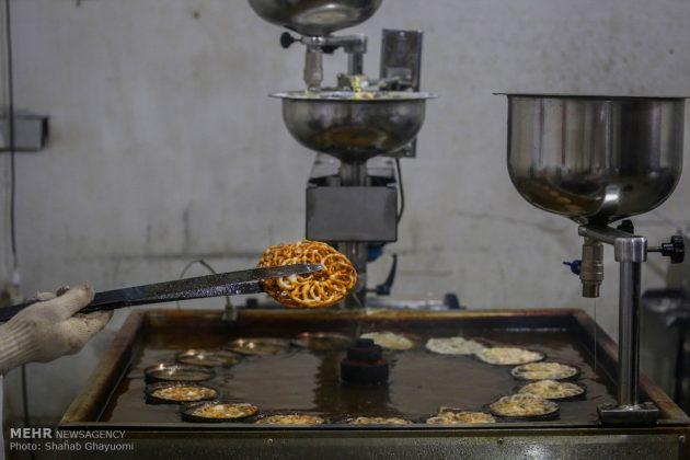 الحلويات الرمضانية في ايران 10