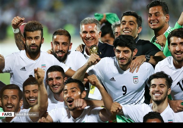 منتخب ايران يكرم ضيفه بهدفين نظيفين ويتأهل لمونديال 2018 11
