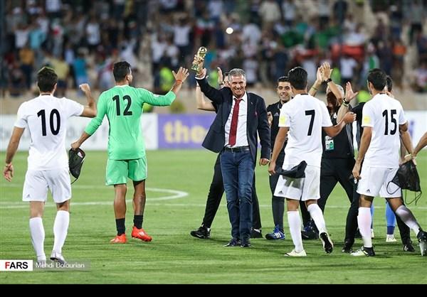 منتخب ايران يكرم ضيفه بهدفين نظيفين ويتأهل لمونديال 2018 12