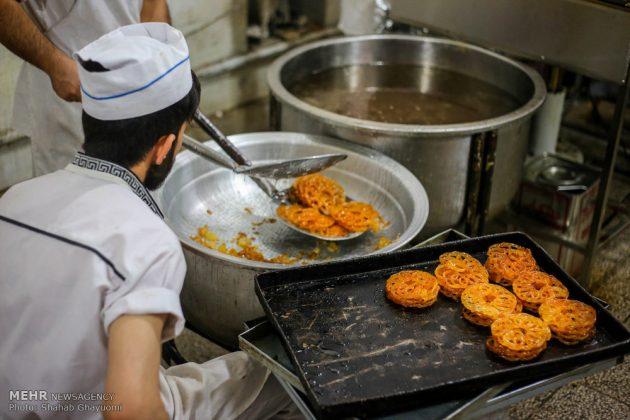 الحلويات الرمضانية في ايران 13
