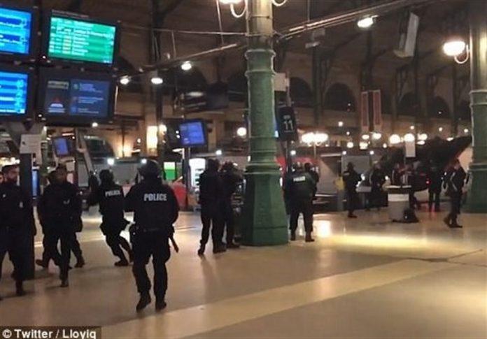 احتمال حمله تروریستی در پاریس