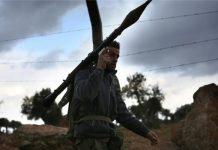 الحرس يعلن القضاء على مجموعة تكفيرية بجنوب شرق ايران
