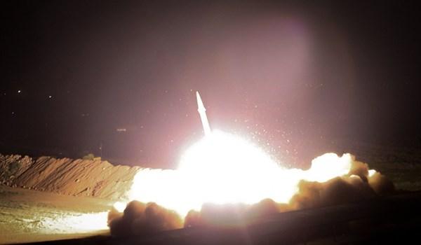 توالي ردود الفعل العالمية على ضربة ايران الصاروخية بدير الزور